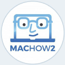 Mac How2 logo icon