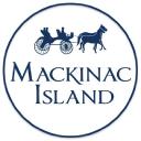 Mackinac Island logo icon