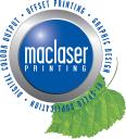 MacLaser Printing Inc. logo