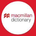 Macmillan Dictionary logo icon