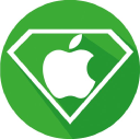 Mac Plus logo icon