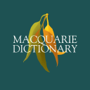 Macquarie Dictionary logo icon