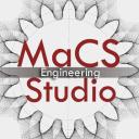 MaCS Studio Engineering logo