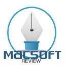 Macsoftreview logo icon