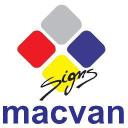 Macvan Signs logo