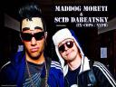 Maddog Moreti & Scid Dabeatsky logo