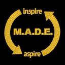 M.A.D.E. logo