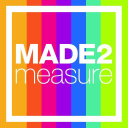 Made2 Measure logo icon