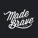 Made Brave® logo icon
