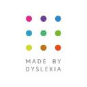Made By Dyslexia logo icon