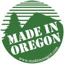 Made In Oregon logo icon