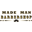 Man Barber Shop logo icon