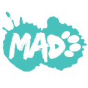 Mad Paws logo icon