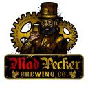 Mad Pecker Brewing Co logo