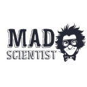 The New Mad Scientist logo icon
