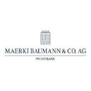 Maerki Baumann & Co logo icon
