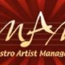 Maestro Artist Management Inc. logo