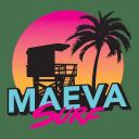 Maeva Surf logo icon