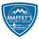 Maffey's Security Group logo