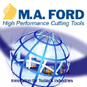 MA Ford Mfg Co logo