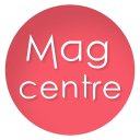 Mag Centre logo icon