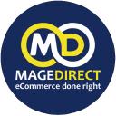 Magedirect logo icon
