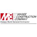 Magee Construction Company logo