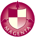 Magenta Security logo icon