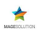 Mage Solution logo icon