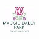Maggie Daley Park logo icon