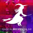 Magical Recipes Online logo icon