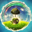 Magic World logo icon