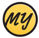 Magic Yellow logo icon