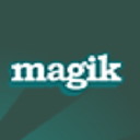 Magik Commerce logo icon