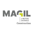 Magil Construction logo
