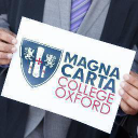 Magna Carta College, Oxford logo