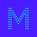 Magnetic logo icon