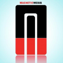 Magnetic Media logo icon