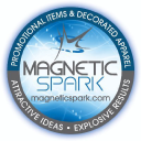 MAGNETIC SPARK Promos and Apparel (a subsidiary of Leighton Enterprises) logo