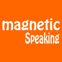 Magnetic Speaking logo icon