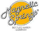 Magnetic Springs Water Company logo