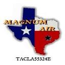 Magnum Air Inc Logo
