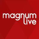 Magnum Live logo icon