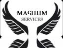 Magnum Services Dubai logo