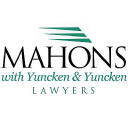 Mahons with Yuncken & Yuncken Lawyers logo