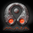 Maia Records logo