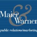 Maier & Warner PR/Marketing logo