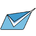 Mail logo icon