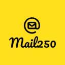 Mail250 logo