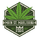 Main Street Marijuana logo icon